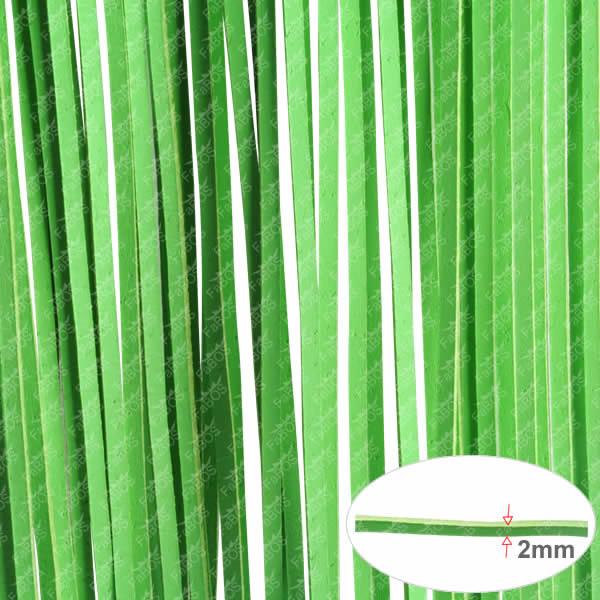 Kůže Plochá kůže120cm - Zelená hrášková - FaBOS