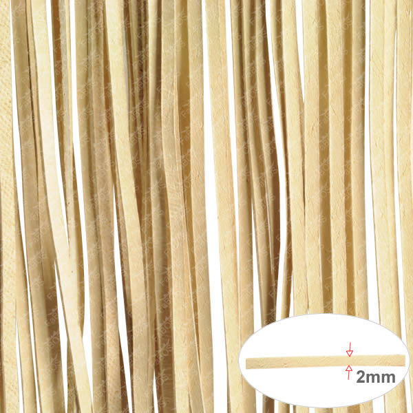 Kůže Plochá kůže120cm - Béžová - FaBOS