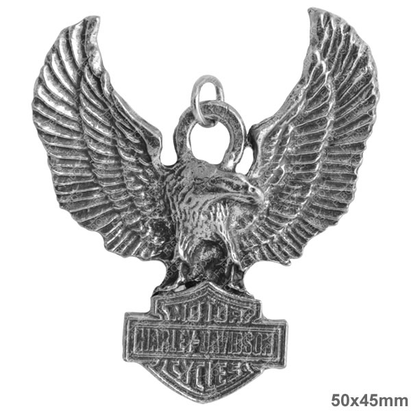 Lité přívěsky Přívěsek orel Harley-Davidson - FaBOS