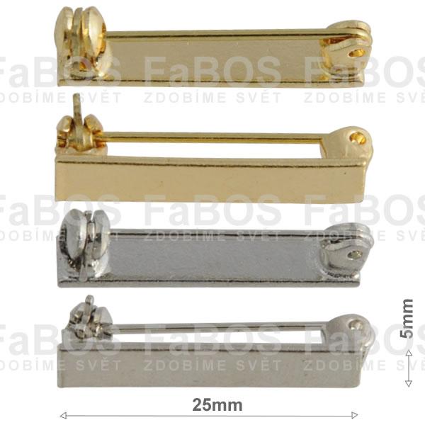 Brožové můstky Brožový můstek mechanika 25mm - FaBOS