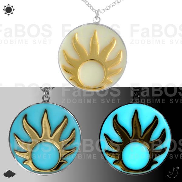 Lumines Jewel - svítící bižuterie Lumines Jewel Západ Slunce - FaBOS