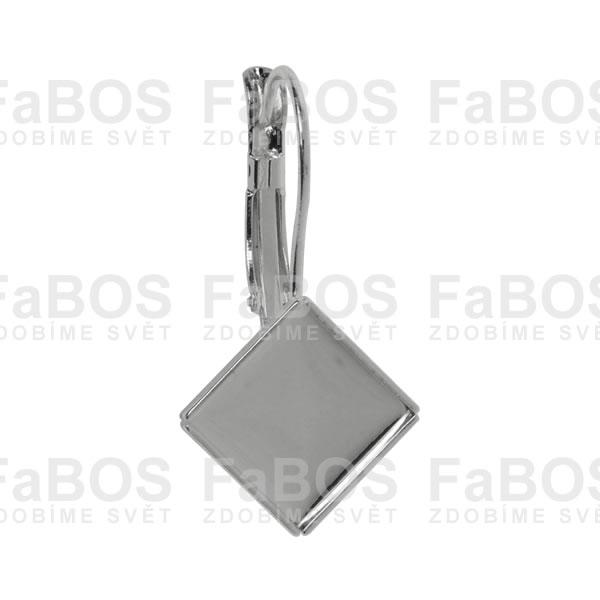Lůžka na pryskyřici Lůžko pryskyřice kosočtverec klapka 08mm - FaBOS