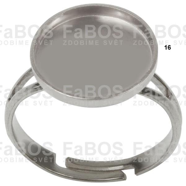Lůžka na pryskyřici Lůžko pryskyřice kulaté prsten 16mm - FaBOS