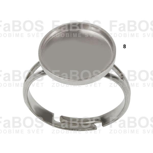 Lůžka na pryskyřici Lůžko pryskyřice kulaté prsten 08mm - FaBOS
