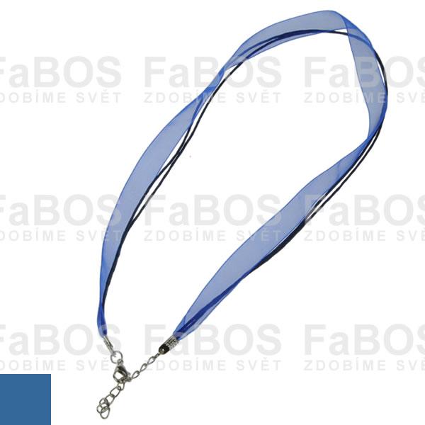 Stužky s koncovkou Stužka s koncovkou modrá - FaBOS