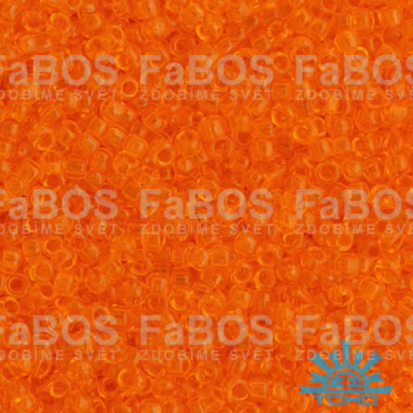 TOHO korálky round 15/0 Korálek TOHO round 15/0 009-B-10B (5g) - FaBOS