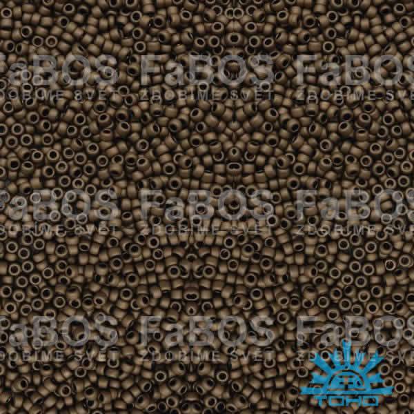 TOHO korálky round 15/0 Korálek TOHO round 15/0 041-B-702 (5g) - FaBOS