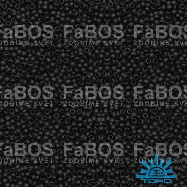 TOHO korálky round 15/0 Korálek TOHO round 15/0 047-B-49F (5g) - FaBOS