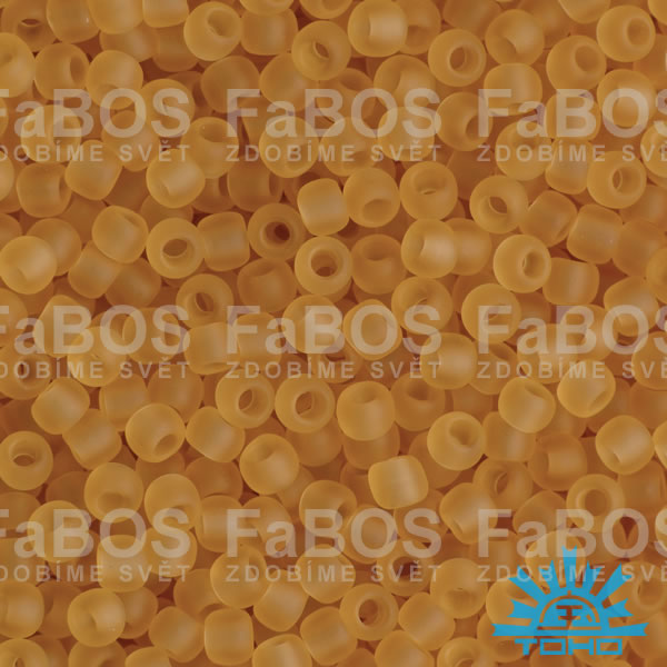 TOHO korálky round 11/0 Korálek TOHO round 11/0 009-B-2F (10g) - FaBOS