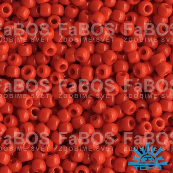 TOHO korálky round 11/0 Korálek TOHO round 11/0 018-B-50 (10g) - FaBOS