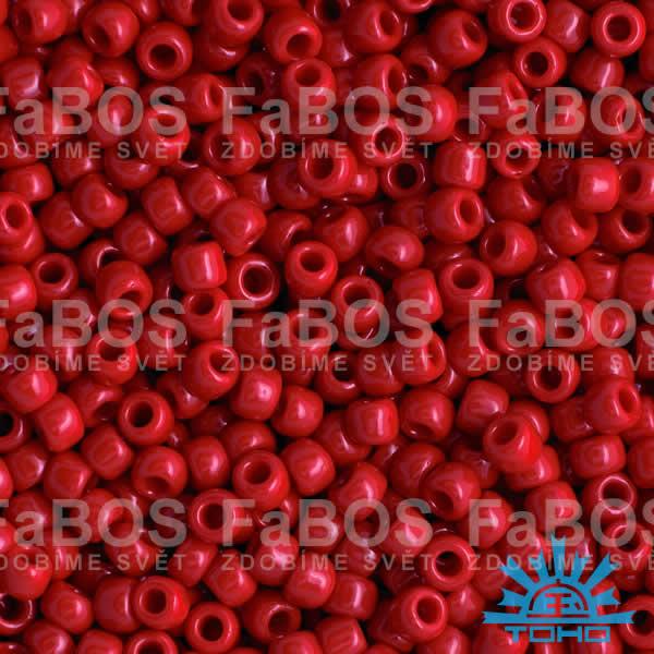 TOHO korálky round 11/0 Korálek TOHO round 11/0 022-B-45 (10g) - FaBOS