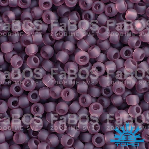 TOHO korálky round 11/0 Korálek TOHO round 11/0 038-B-6BF (10g) - FaBOS