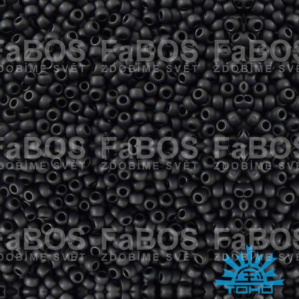 TOHO korálky round 11/0 Korálek TOHO round 11/0 083-B-49F (10g) - FaBOS