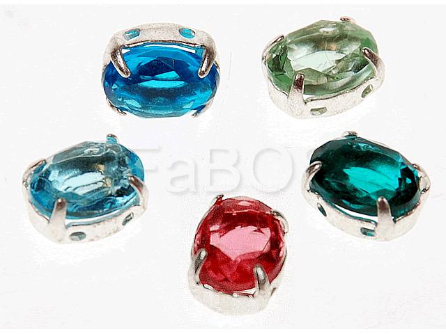 Našívací kotlíky 1363-4 světle-modrá - FaBOS