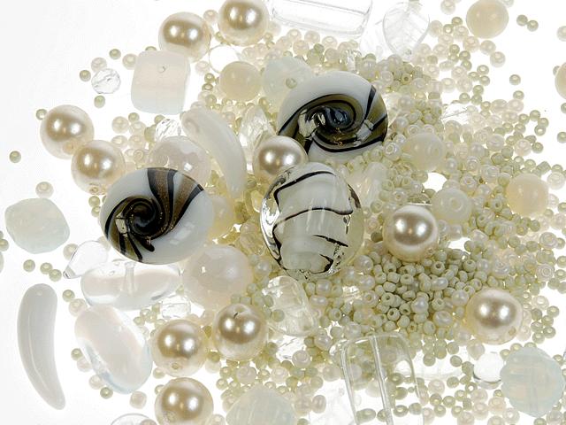 Korálkové směsi Zimní nadílka - FaBOS