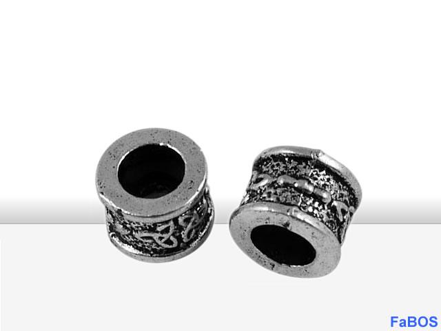Korálky s velkou dírou 1485-4 - FaBOS