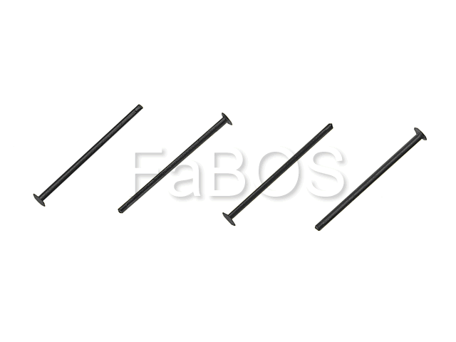 Nýty Nýt - 0,7mm x 19mm - FaBOS