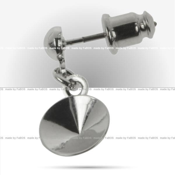 Náušnice půlkulička Náušnice půlkulička pro Rivoli Sw. 8mm - FaBOS