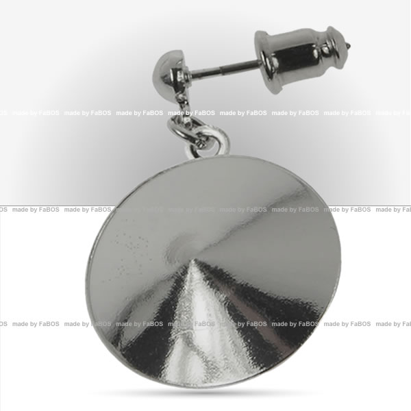 Náušnice půlkulička Náušnice půlkulička pro Rivoli Sw. 16mm - FaBOS
