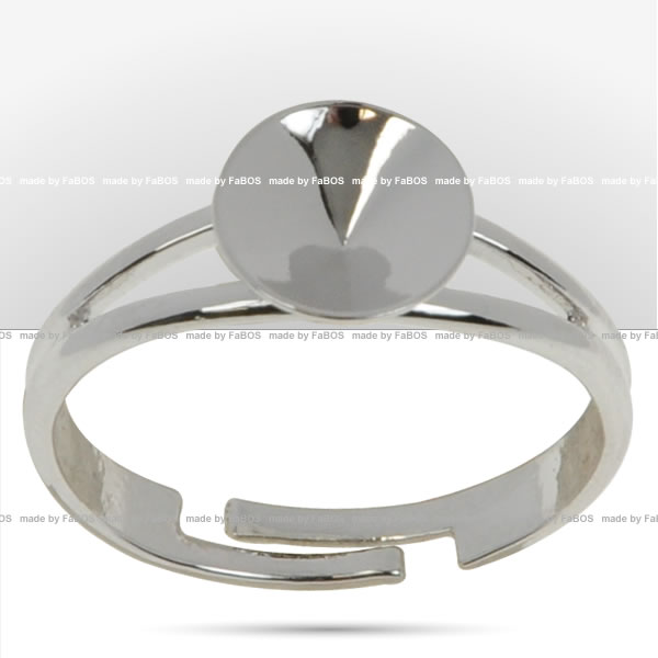 Prsteny pro RIVOLI 1122 Prsten pro Rivoli Swarovski 8mm - FaBOS