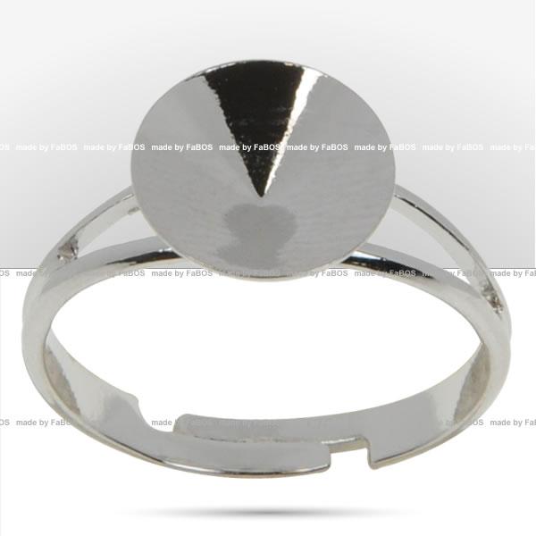 Prsteny pro RIVOLI 1122 Prsten pro Rivoli Swarovski 10mm - FaBOS