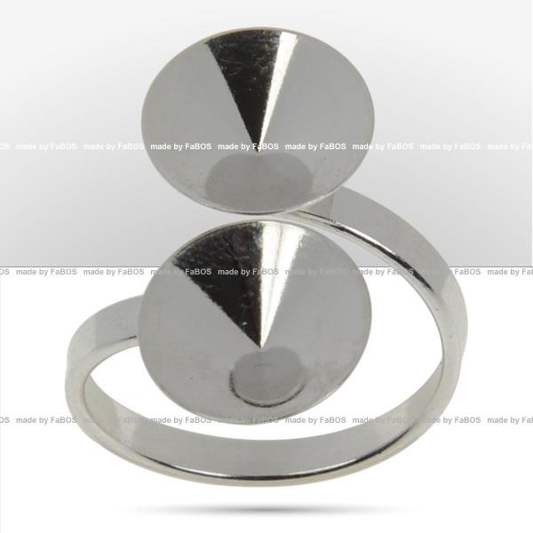 Prsteny pro RIVOLI 1122 Prsten pro Rivoli Swarovski 2x12mm - FaBOS
