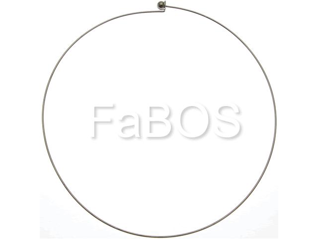 Obojkové dráty Obojkový drát s kuličkou - FaBOS