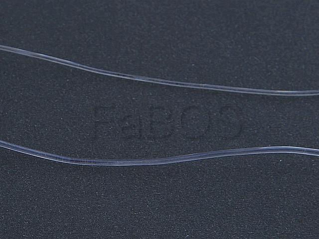 Elastomery Elastoměr 0,70 mm - čirý - FaBOS