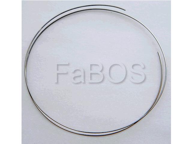 Paměťové drátky 1245-4 (na krk 9cm) - FaBOS