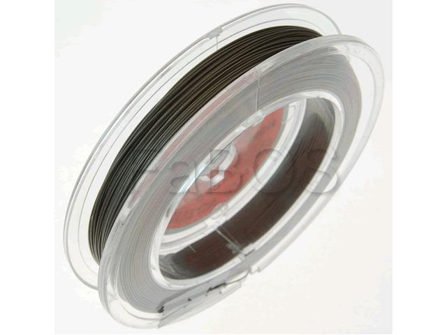 Lanka 45x7/100m/0.30mm stříbrná - FaBOS