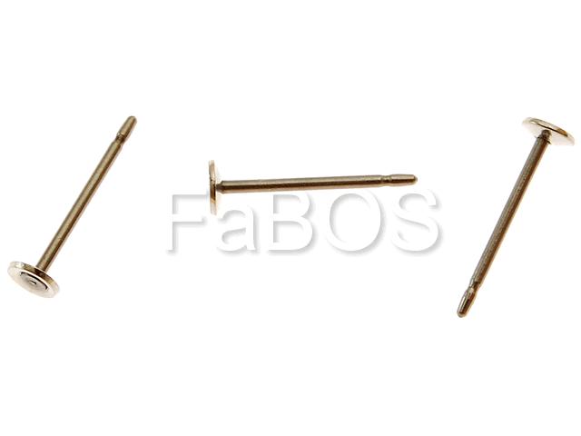 Puzety Dřík titanový s podložkou pr. 3 mm - FaBOS