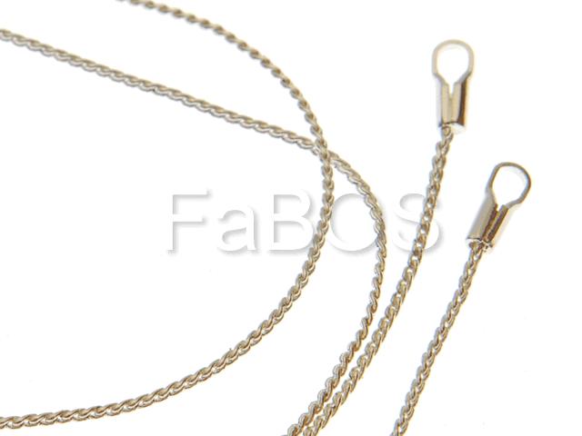 S koncovkou Řetízek klásek 50cm - FaBOS