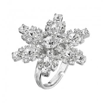 Prsten Vločka Crystal