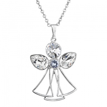 Náhrdelník Anděl strážný Crystal SWAROVSKI