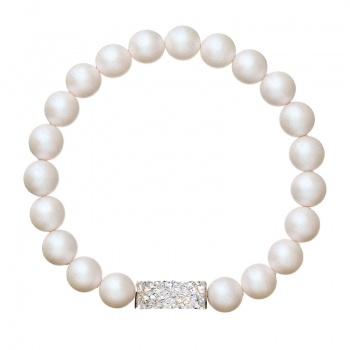 Náramek natahovací s perlami Pearlescent SWAROVSKI