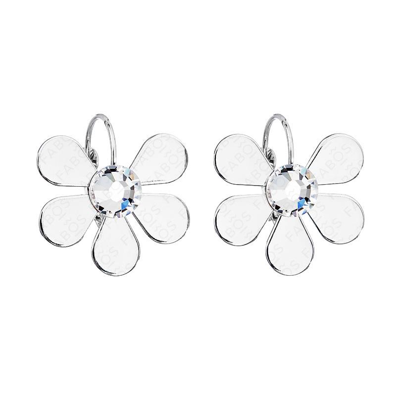 Náušnice Summer Flower Crystal SWAROVSKI