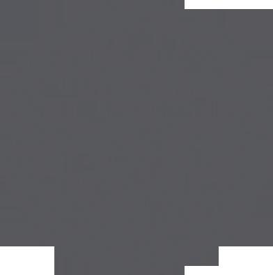 Náušnice Dva kruhy s rivoli Pink SWAROVSKI  390b3b55618