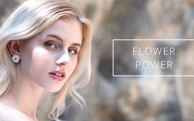 Flower power kolekce FABOS