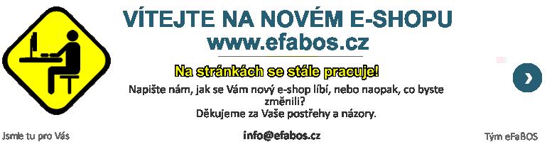 e-shop, efabos, design, komponenty, bizuterie, Jablonec nad nisou, Fabos s.r.o.