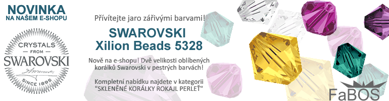 fabos, eshop, swarovski, xilion, beads, 5328, crystals, koralky